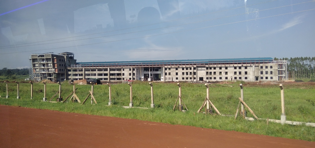 KMC Phase 1 Building
